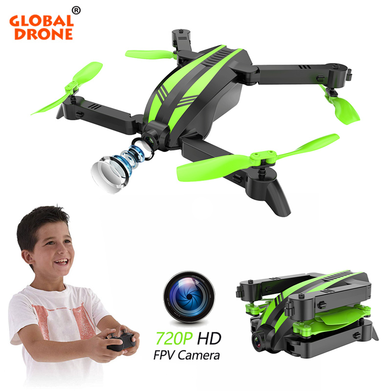 Mini Drones Helicopter Camera Photo-Video SPYDER-X With HD RC Global Gesture