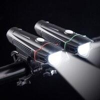 USB Chargeing Alemão Regulamentos Frente Bike Light 500 Lumens à prova d' água Da Bicicleta Farol de bicicleta de Montanha Luzes H005