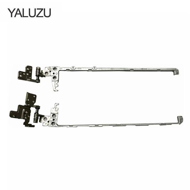 YALUZU nouveau écran LCD charnières pour Dell Inspiron 15 5558 5559 5555 5551 5557 gauche et droite charnière AM1AP000300 -touch K9W4Y 3YR17