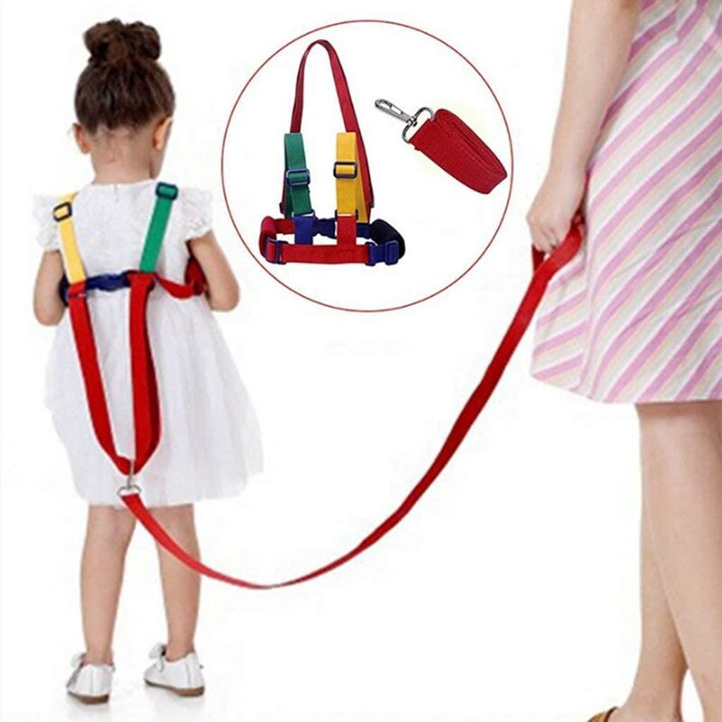 Tali Anti Hilang Belajar Berjalan Keselamatan Bayi 5
