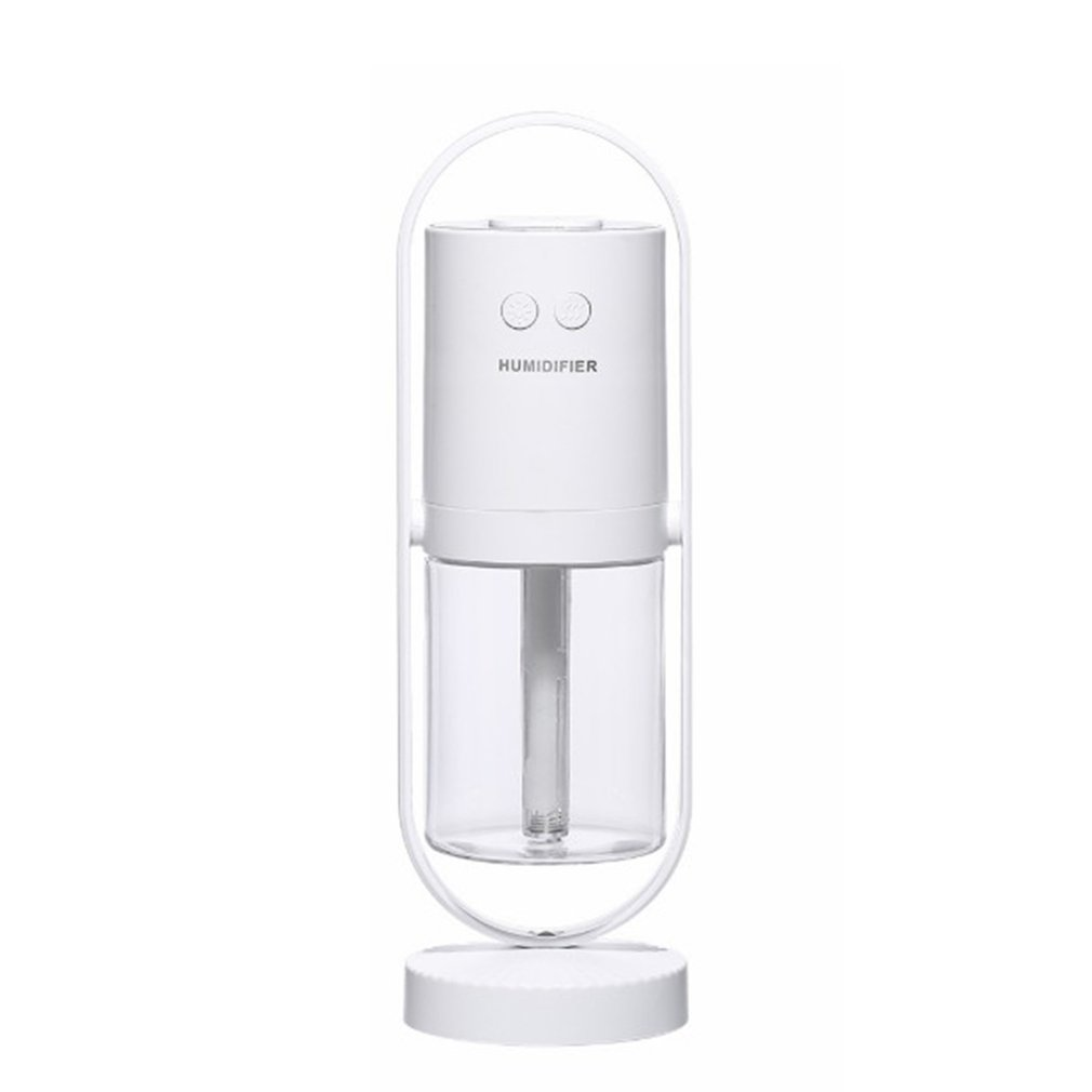 Electric Air Humidifier Ultrasonic Essential Oil Aromatherapy  Modes Light Night  Mist Maker  With LED  Night Lamp