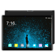 Android 9.0 10.1 inch tablet pc Octa core 6gb+128gb 3g/4g LTE smartphon
