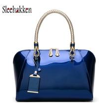 Fashion Bags For 2019 Luxury Handbags bride package Designer patent le