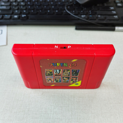 DIY 340 в 1 ретро супер 64 бит игровая карта для N64 видеоигровой консоли картридж