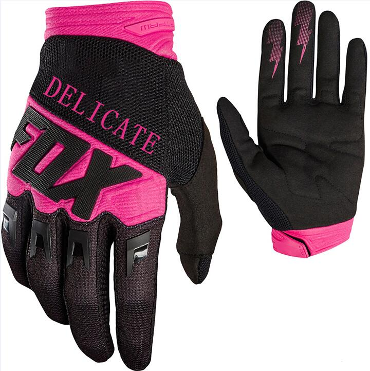 Delicate Fox  Off Road Gloves