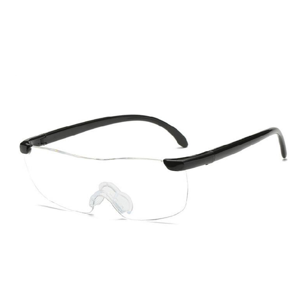 New High Quality And Durable Resistant To Falling 1.6 Times Magnification 250 Degree Anti-Blue Reading Glasses