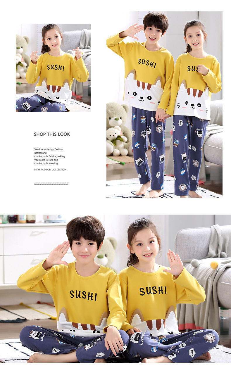H55e862f74e2544109bb53bbdc42e7842V - Parent Child Kids Outfits Family Matching dad Mommy and Me Baby Pajamas Sets Sweaters Mother and Daughter Clothes Madre E Hija
