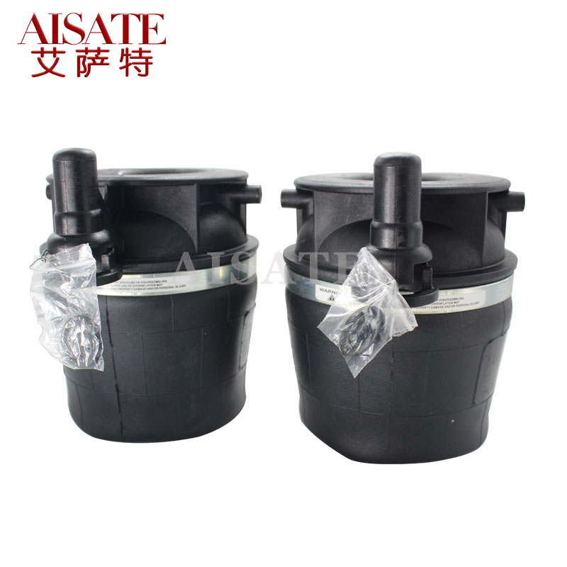 2pcs Rear Air Spring Bag For Ford Expedition Lincoln Navigator Air Shock Absorber Strut Spring 4L1Z5A891AA 6L1Z5A891AA