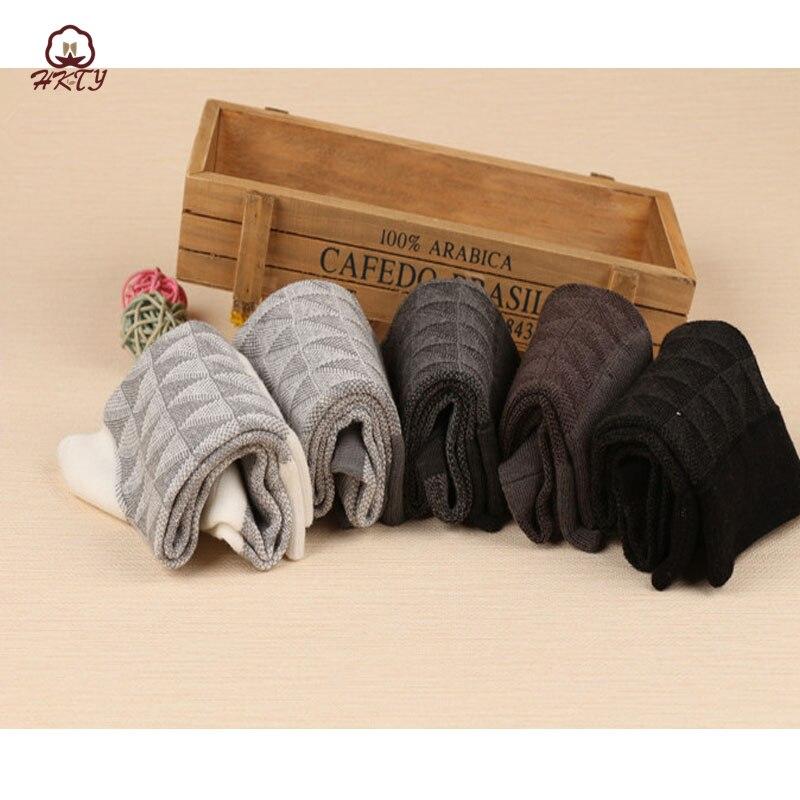Новые мужские носки из бамбукового волокна классические дезодорирующие деловые Брендовые мужские носки высокого качества, повседневные