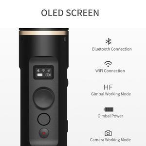 Image 2 - Feiyutech G6 Splashproof Handvat Gimbal Wifi + Bluetooth Actie Camera Stabilizer Voor Gopro Hero 8 7 6 5 Sony RX0 yi 4 K