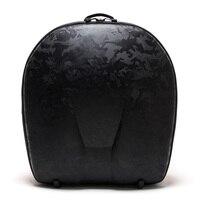 Roll light HANDPAN hard box roll performance Handpan FlightCase HANDPAN trolley case backpack drum handpan bag waterproof case