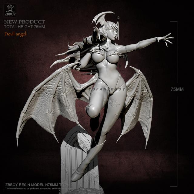 Devil Angel 75MM.