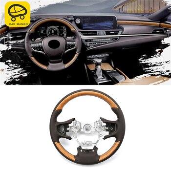 Карманго для Lexus ES 2018 2019 ES200 ES300 ES260 автомобильный Стайлинг рулевое колесо монтажная панель авто Замена внутренние части