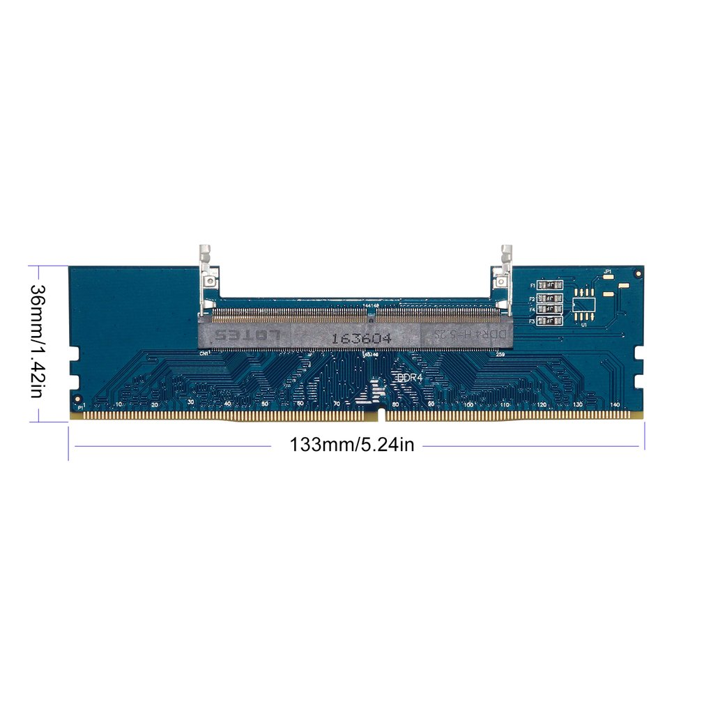 For Notebook DDR4 Generation Memory Riser Card Test Special Card Protection Card Conversion Card Memory Turn Desktop