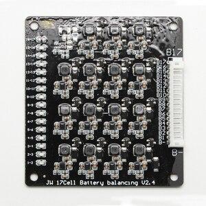 Image 3 - 16S BMS 1.2A التوازن ليثيوم أيون ليبو Lifepo4 بطارية ليثيوم نشط التعادل موازن نقل الطاقة BMS 16S
