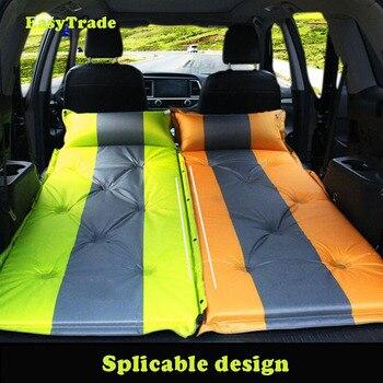 Car Mattress Travel Bed Inflatable Mattress For Honda Civic 2017 2018 2019 Accessories Auto-Inflation Rear Seat Cushion Mattress