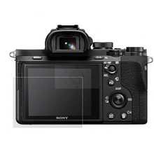 Verre trempé auto adhésif/Film LCD protecteur décran pour Sony A7 II / A7R III / A7S3 A7s Mark II III / A7R IV A9 A7C