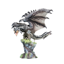 Monster Hunter Game Figure Rathalos PVC Models Hot Dragon Action Figure Decoration Toy Model hot game wow demon hunter demon form figurine figure illidan stormrage statue pvc action figure resin collection model toy gifts