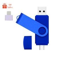 Dark Blue OTG USB