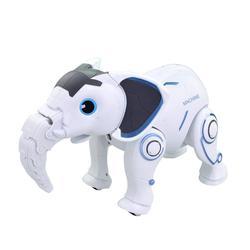 Draadloze Olifant Robot Interactieve Kinderen Speelgoed Zingen Dansen Afstandsbediening Olifant Vorm Robot Speelgoed Vroege Onderwijs