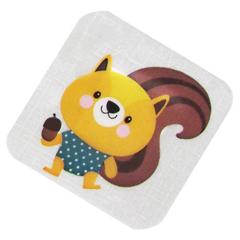 Image 4 - 16Pcs/Lot Waterproof Breathable Cute Cartoon Band Aid Hemostasis  Adhesive Bandages First Aid Emergency Kit For Kids ChildrenEmergency  Kits
