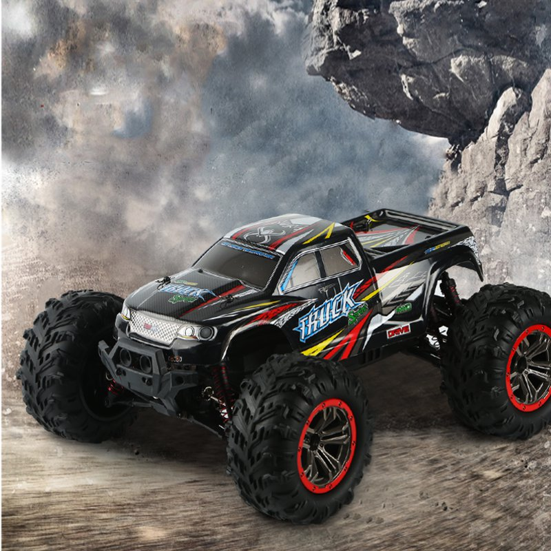 <font><b>1</b></font>:<font><b>10</b></font> RC Car 4WD 9125 2.4Ghz High Speed 46km/h Remote Control Car RC Racing Drifting Car Crawler Off-road Car Toys for Kids image