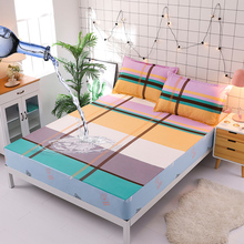 Bedspread Bed-Cover Can-Better-Protect-Your-Mattress Waterproof Cotton And for Baby Bedwetting