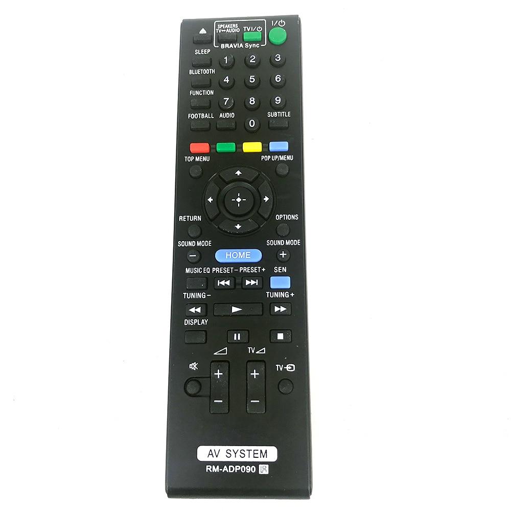 Новый RM-ADP090 для SONY AV системы дистанционного Управление HBD-E2100 DBD-E3100 BDV-E4100 BVD-E6100Fernbedienung
