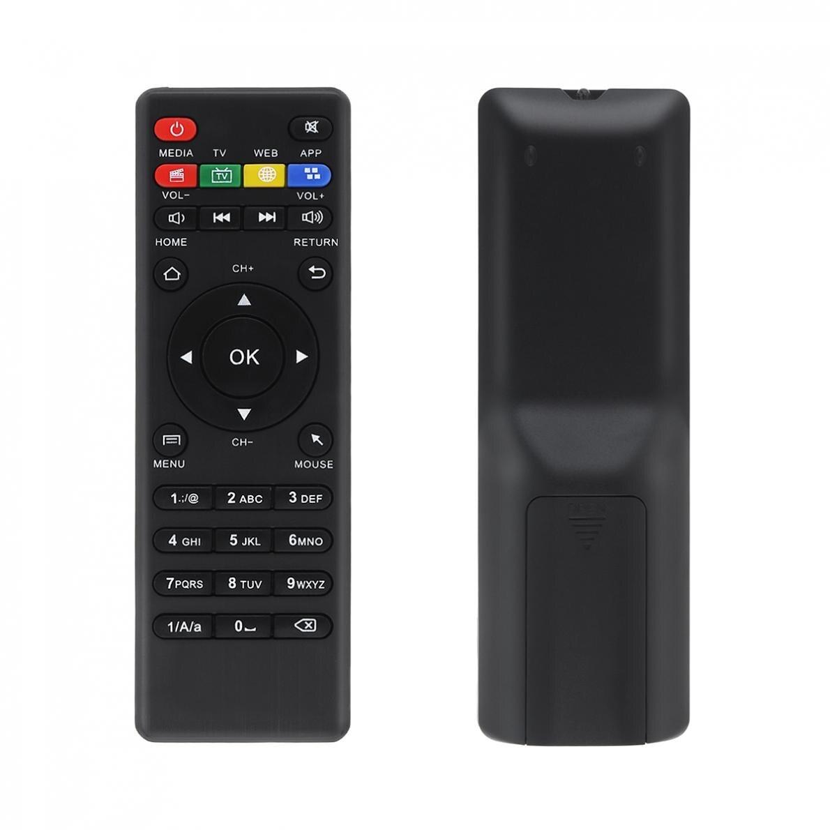 ИК 433 МГц CS918 пульт дистанционного управления для ТВ приставки, замена с дальним дистанционным управлением для CS918 MXV Q7 / Q8 / V88 / V99 без программирования|Пульты ДУ|   | АлиЭкспресс