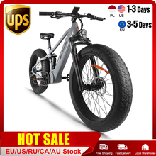 Electric bicycle Bafang 1000W Electric Beach Bike 4.0 Fat Tire Electric Bike 48V Mens