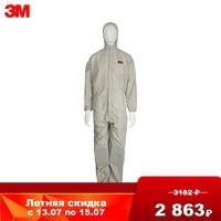 Workshop Uniforms 3M 50425L Overalls for painting works reusable Novelty Special Use Work Wear Uniforms 50425L 50425XL 50425M 50425XXL L XL XXL M
