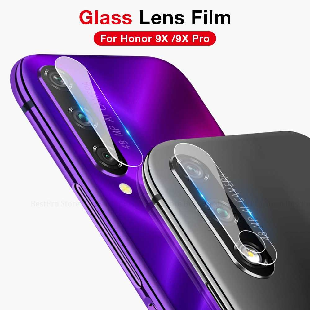 9D Camera Lens Tempered Glass For Huawei Honor 9X Pro 8X 8C For Huawei Honor 20 Pro 10i 20i 20 Lite Play Magic 2 Mate 20 Note 10