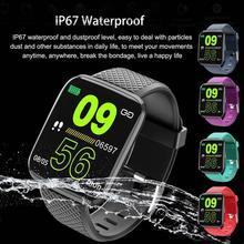 Smartwatch Men Women Smart Watch Fitness Tracker Waterproof Whatch Wach Blood Pressure Monitor Sport Smartwhatch Smartwach