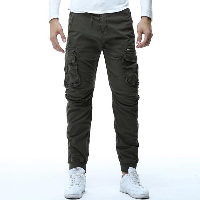 Tactical Cargo Pants 6