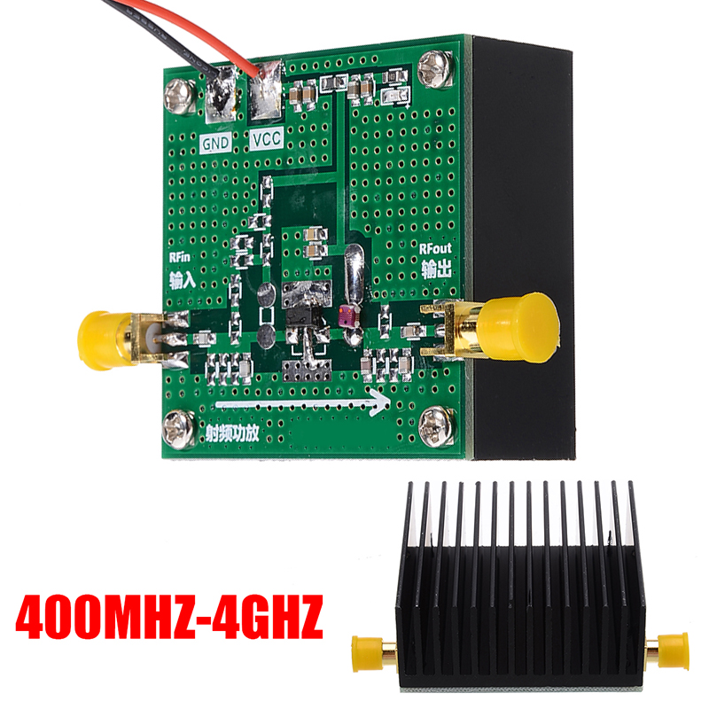 TQP7M9103 400MHZ-4GHZ 1W High Linearity Power Amplifier fit for BTS Transceivers