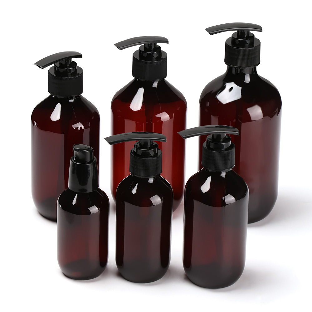1pc New Foaming Bottle Liquid Soap Whipped Mousse Points Bottling Shampoo Lotion Shower Gel Foam Pump Bottles Outdoor Travel