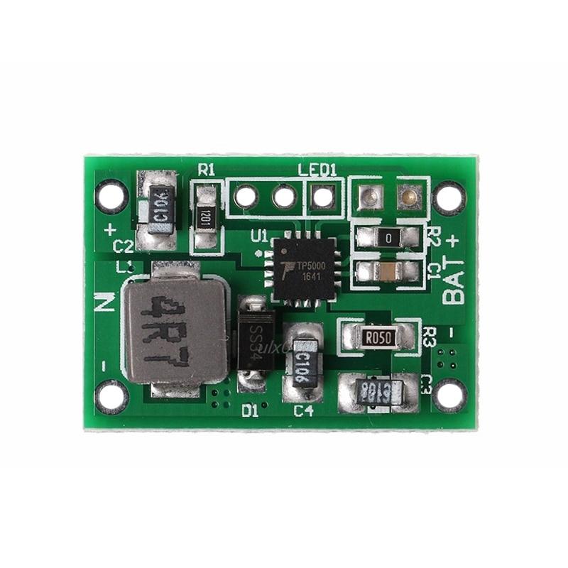 New TP5000 3.6V 4.2V Charger Module 3.7V Lithium 3.2V LiFePO4 Battery Charging Board
