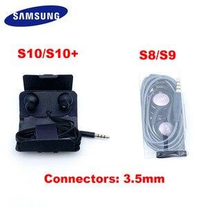 Image 5 - Auricolari Samsung AKG EO IG955 cuffie con controllo del Volume del microfono cablate In ear da 3.5mm per Galaxy S10 S9 S8 S7 S6 Smartphone huawei xiaomi