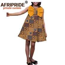 Летние платья в африканском стиле для детей индивидуальный заказ