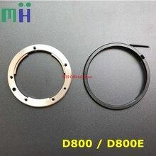 NEUE Für Nikon D800 D800E Vordere Haupt Körper Spiegel Box Bajonett Metall Ring Kamera Reparatur Teil Einheit