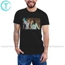 High School Musical T Shirt High School Musical Troy And Gabriella T-Shirt Man 100 Cotton Tee Shirt Funny Tshirt