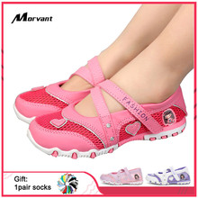 Baby Girls Shoes Breathable Sandals for