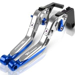 Image 5 - For YAMAHA TENERE 700 Tenere700 XTZ 700 XTZ700 Handle Brake Clutch Motorcycle Accessories Folding Brake Clutch Levers 2019 2021