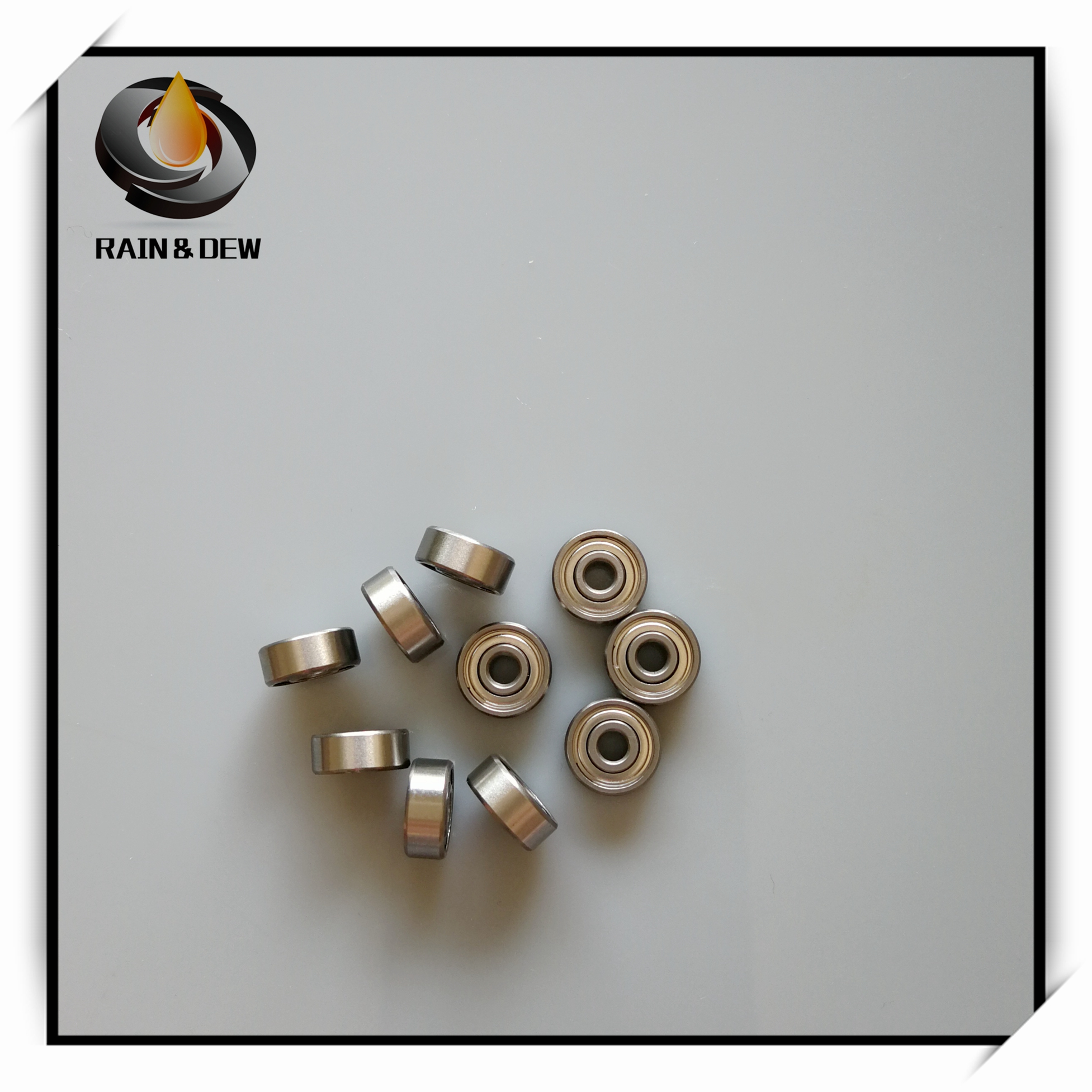 1Pcs  S684ZZ CB ABEC7 4X9X4 Mm 684 Stainless Steel Hybrid Ceramic Ball Bearing  RC Model Car Bearings