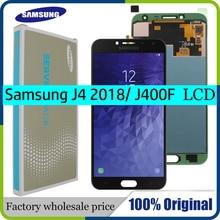 100% Original 5.5 pour SAMSUNG J4 2018 LCD pour Samsung Galaxy J4 2018 J400 J400F/DS J400G/DS LCD écran tactile numériseur