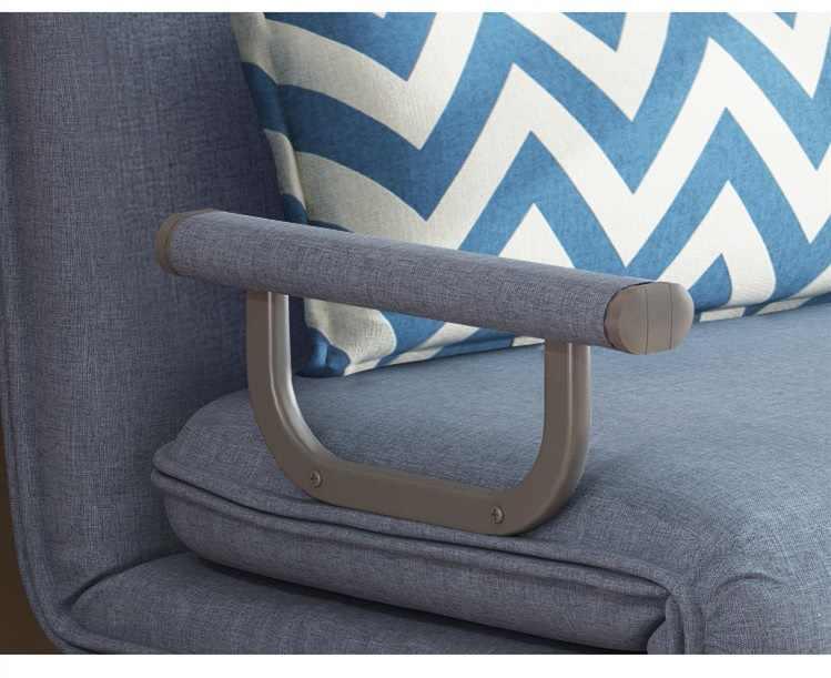 Складное кресло-кровать, кресло для отдыха, кресло с откидывающейся спинкой, дышащие диваны для отдыха, односпальное кресло для гостиной