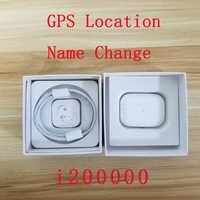 Original i100000 TWS Air pro3 1:1 copie Earbus sans fil Bluetooth écouteur pk w1 h1 1536u puce i500 i10000 i20000 i90000 pro TWS