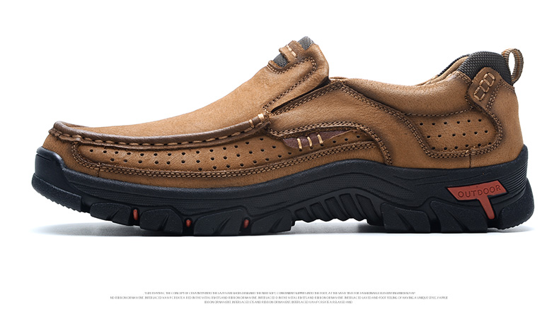 H55f0ece2660f4b2bab49d9f8d737fb5cB 2019 New Men Shoes Genuine Leather Men Flats Loafers High Quality Outdoor Men Sneakers Male Casual Shoes Plus Size 48