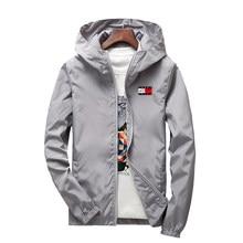 2021 zipper men's jacket autumn and winter casual fleece jacket bomber jacket scarf collar fashion slim hooded men's jacket