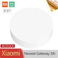 Xiaomi Mijia-Puerta de enlace inteligente 3 EU, multimodo, WiFi, Bluetooth, Control por aplicación Mi